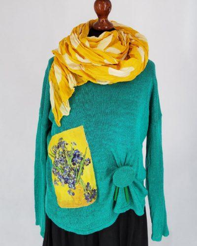 Szmaragd i Irysy Van Gogha