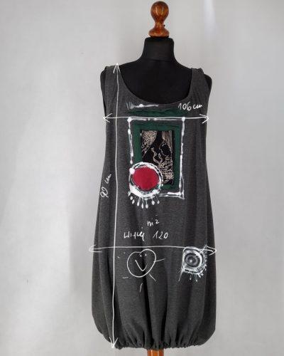Sukienka superasta L/XL