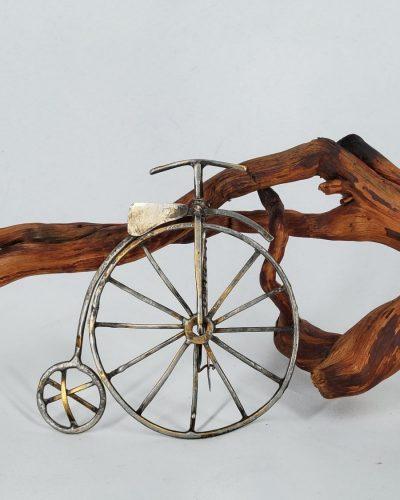 Brocha rower pradziadka