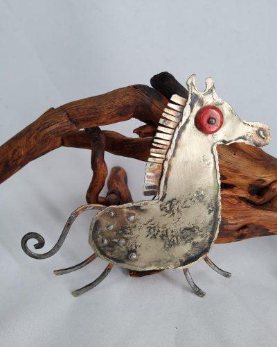 Brocha Koń
