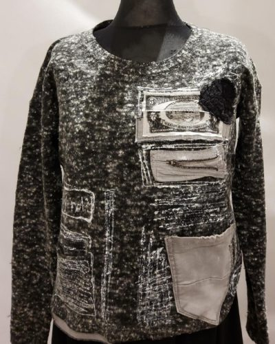 Sweter dolary dwa