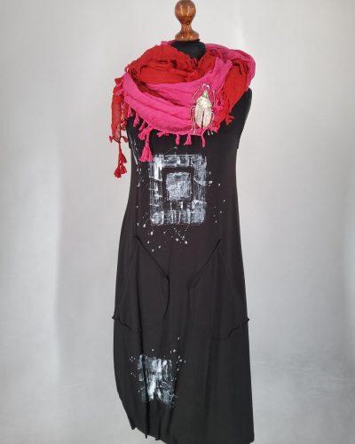 Sukienka dwa kwadraty