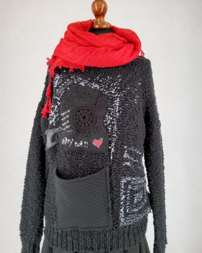 Zakochany sweter