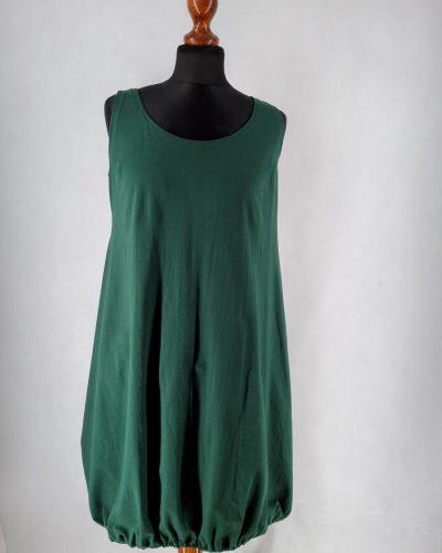 Sukienka bazowa zielona