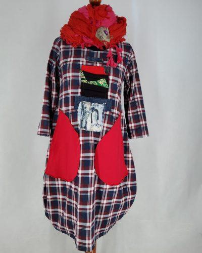 Sukienka kratka – wariatka
