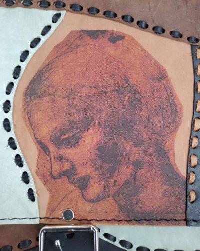 Torba kobieta Da Vinci