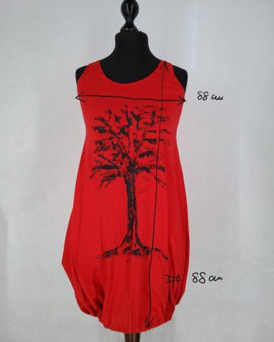 Sukienka z drzewem S
