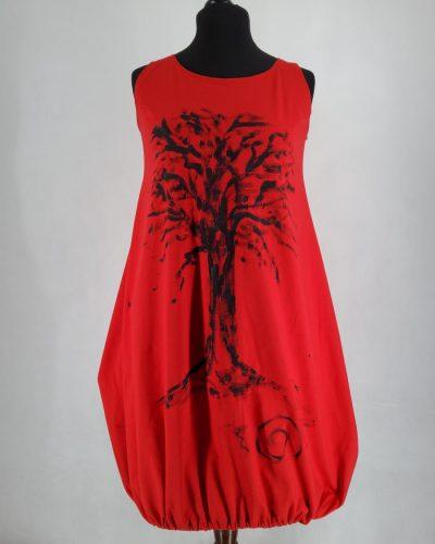Sukienka z drzewem M