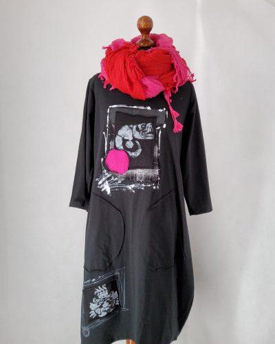 Sukienka azjatycka L