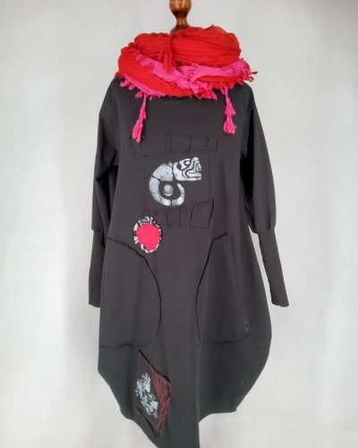 Sukienka Aztecka L