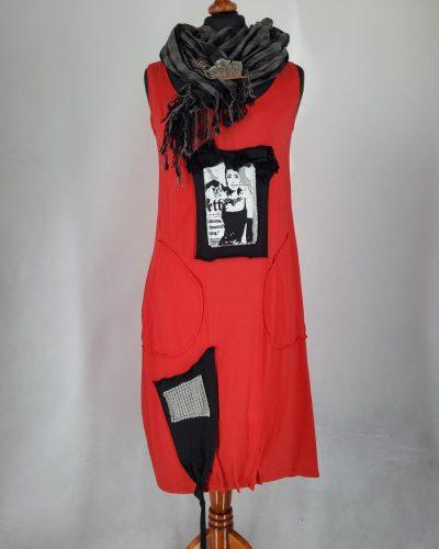 Czerwona Audrey – XS