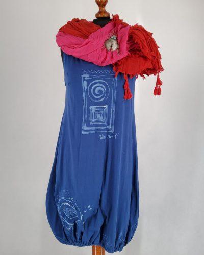 Niebieska emka